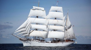 Norvég Statsraad Lehmkuhl iskolahajó: The One Ocean Expedition